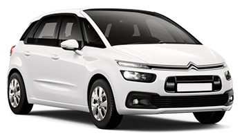 Citroen C4 Space Tourer Kiralama